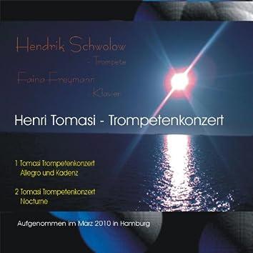 Henri Tomasi : Trompetenkonzert