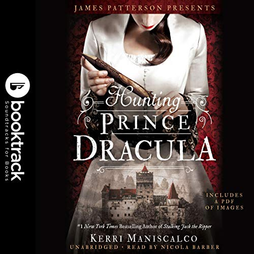Hunting Prince Dracula (Booktrack Edition) cover art