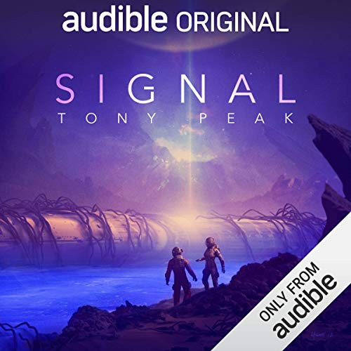 Signal audiobook cover art