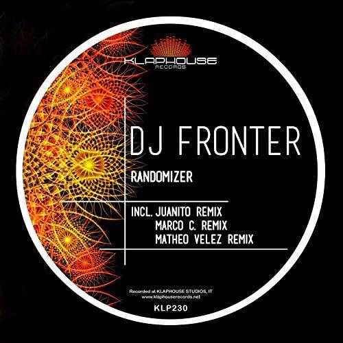 DJ Fronter, Juanito, Marco C. & Matheo Velez