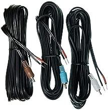 Bose Front Speaker Cables: Left Center Right - Black (294520-1201)