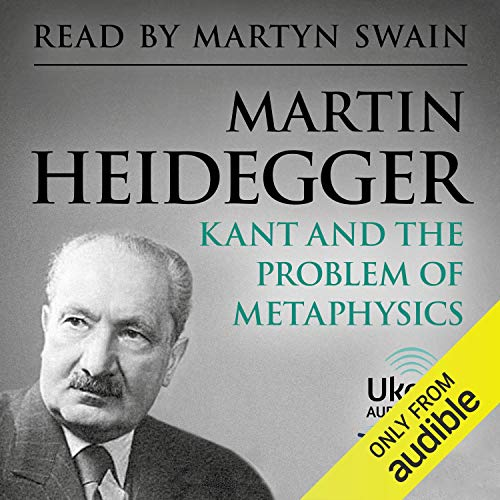 Kant and the Problem of Metaphysics cover art