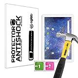 Protector de Pantalla Anti-Shock Anti-Golpe Anti-arañazos Compatible con Tablet Mediacom SmartPad iyo 10
