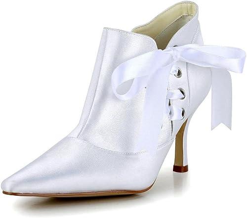Jia Jia Wedding A31H31 chaussures de mariée mariage Escarpins pour femme