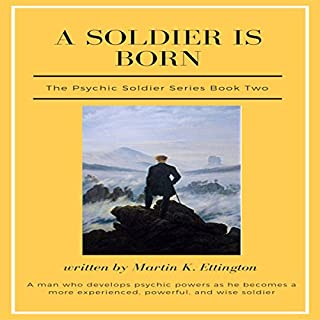 A Soldier Is Born audiobook cover art