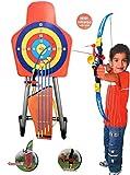 Laser Bow Arrow Archery Set Children Kids