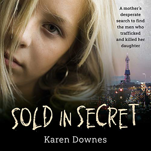 Sold in Secret audiobook cover art