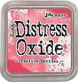 Ranger Tim Holtz Tinta Distress Oxide Milled Lavender, Purpura, 7.6 X 7.6 Cm