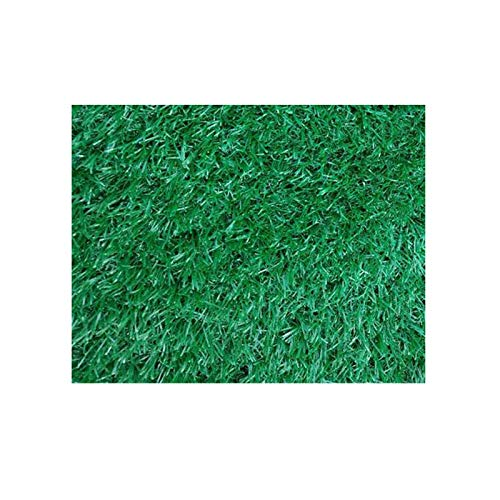 YILANJUN 2 m × 5 m Weich Kunstrasen Kunststoffrasen Park | Gute Wasserdurchlässigkeit und Flammhemmung | für Balkon, Terrasse, Garten | (Grashöhe: 2,0/2,5/3,0 cm)