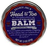 Trader Joe's Head to Toe Moisturizing Balm and Beard Balm