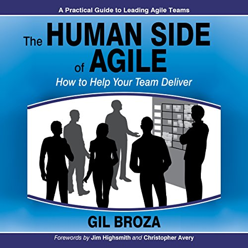 The Human Side of Agile audiobook cover art