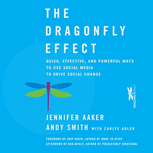 The Dragonfly Effect  Audiolibri