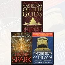 Graham Hancock Collection 3 Books Set (Magicians of the Gods, Fingerprints Of The Gods, The Divine Spark)