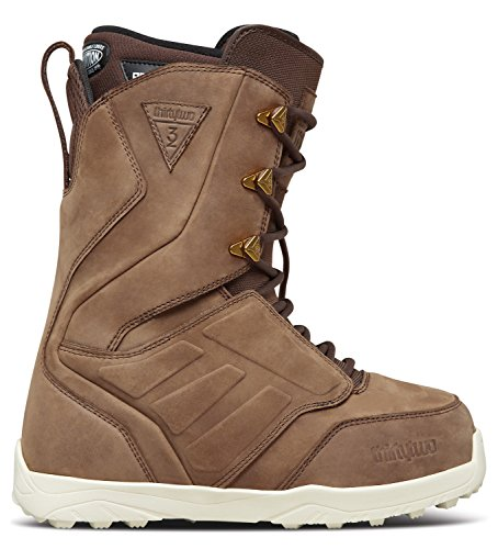 thirtytwo Lashed Premium Lace Snowboard Boot - Men's Brown, 7.5