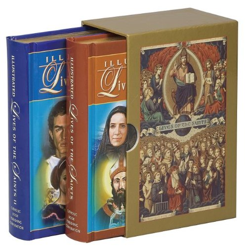 Illustrated Lives of the Saints Boxed Set: Includes 860/22 and 865/22