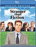 Stranger Than Fiction Blu-ray Disc Special Edition Will Ferrell