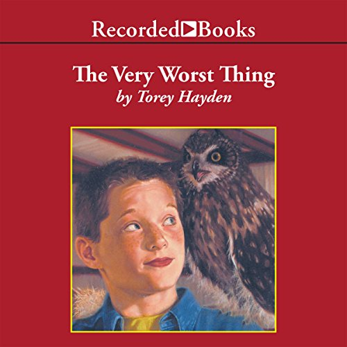 The Very Worst Thing audiobook cover art
