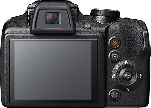 Fujifilm FinePix S9800 Digital Camera with 3.0-Inch LCD (Black)