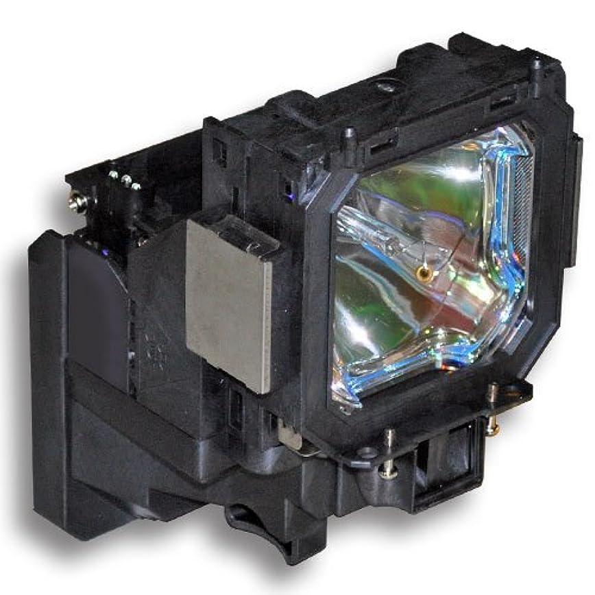 散る誕生明るくするOEM Sanyo Projector Lamp for Part Number 610 335 8093 Original Bulb and Generic Housing [並行輸入品]