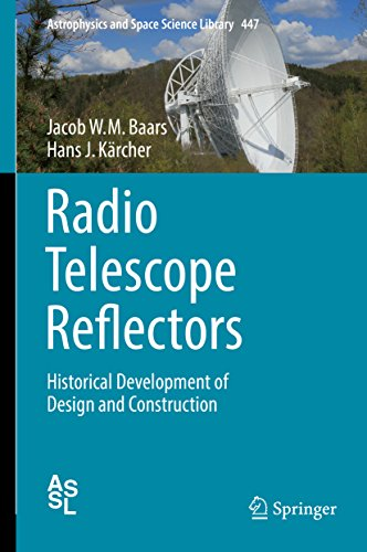 Radio Telescope Reflectors: Historical Development of Design and Construction (Astrophysics and Space Science Library Book 447) (English Edition)