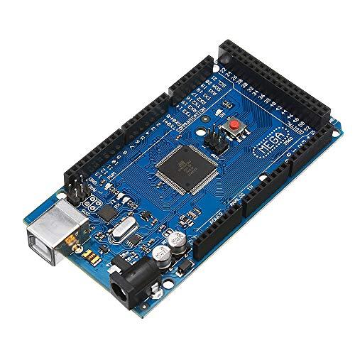 KASILU Dlb0109 MEGA 2560 R3 ATHEGA2560-16AU-Steuerungsmodul ohne USB-Kabel für Arduino - Produkte, die mit verschriebenen Arduino-Boards Arbeiten Hochleistung