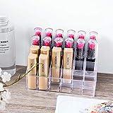 MUY Lippenstifthalter Organzier Display Schmuckschatulle Etui Make-up Organizer Rouge Kosmetische Nagellack Aufbewahrungsbox Aufbewahrungsbox Ostern