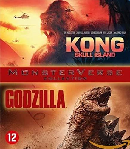 BLU-RAY - Kong - Skull Island + Godzilla (1 Blu-ray)