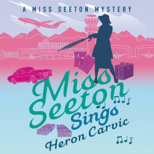 Miss Seeton Sings cover art