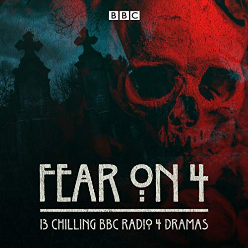 Fear on 4 audiobook cover art