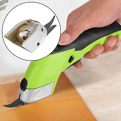 Elektrische Schere Ersatzklinge Mehrzweck Home Elektrische Stoffscherenklinge für maßgeschneidertes Nähen Papierschneiden(tungsten steel)