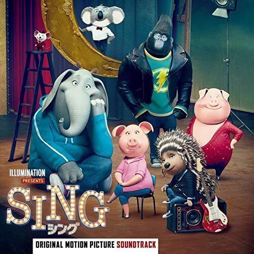 ユニバーサルミュージック『シング-オリジナル・サウンドトラック(UICU-1284)』