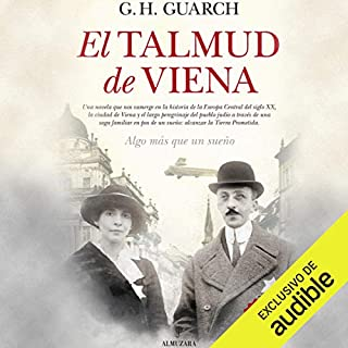 El talmud de Viena [The Talmud of Vienna] (Narración en Castellano) audiobook cover art