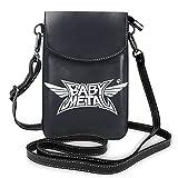 ジョイスウォール Babymetal ショルダーバッグ メンズ スマホ ポーチ ベルトポーチ 小物入れ 携帯電話 ミニポーチ
