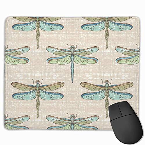 Dragonfly Mini Gaming Mouse Pad Control rápido y preciso para Juegos y Oficina (25 x 30 cm)