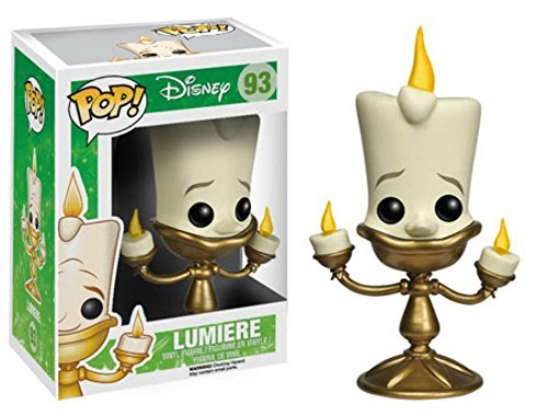 Funko Pop Disney Beauty and The Beast: Lumiere by