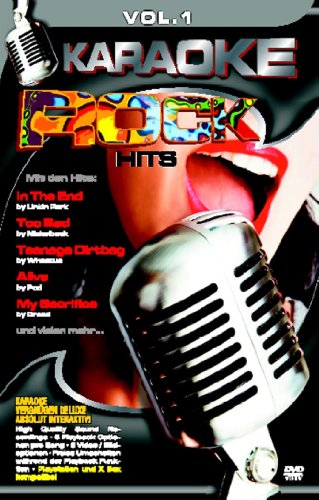 Karaoke - Rock Hits Vol. 1