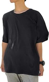 J.STORE [ジェイストア] ビックシルエット シンプル Tシャツ トレンド リラックス ウェア スポーツ アクティブ トレーニング カットソー