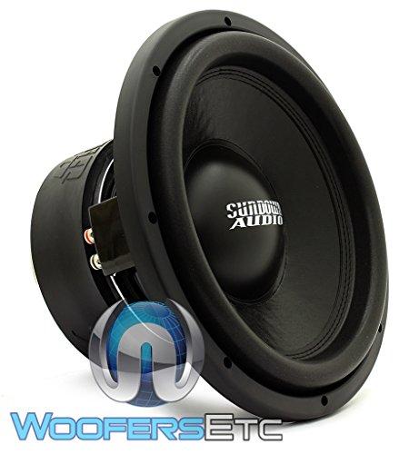 SA-12 D4 REV.3 - Sundown Audio 12' 750W Dual 4-Ohm SA Series Subwoofer