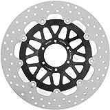 MetalGear Bremsscheibe vorne L/R für Honda XL 1000 V Varadero SD01 1999 - 2000 mit ABE