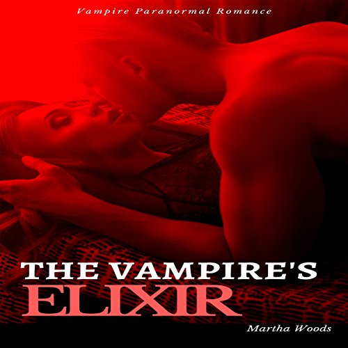 The Vampire's Elixir audiobook cover art