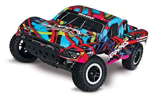 Traxxas Slash VXL Hawaiian RTR Short Course 1/10 BRUSHLESS LINK-FÄHIG OHNE AKKU