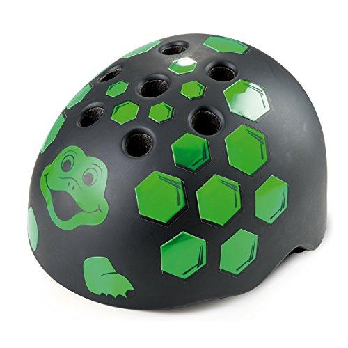 DONKEY Products Cruising Star Speedy Turtle, Helmsticker, Fahrradhelm Sticker, Schildkröte, 300851