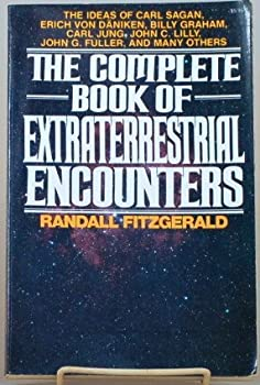 The Complete Book of Extraterrestrial Encounters 0020955006 Book Cover