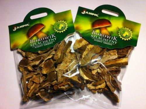 Polish Dried Mushrooms - Grzyby Suszone