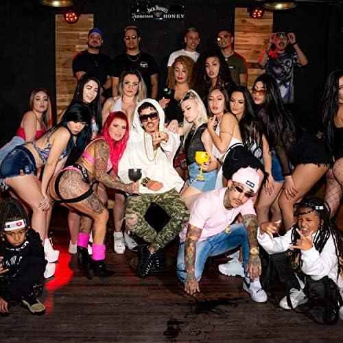 Dj SKL feat. Mc Erikah, Mc Shat, Mc MG, Fael MC, MC Serginho, mc monstrao, Pecadora do Funk & Mc Duh Cwb