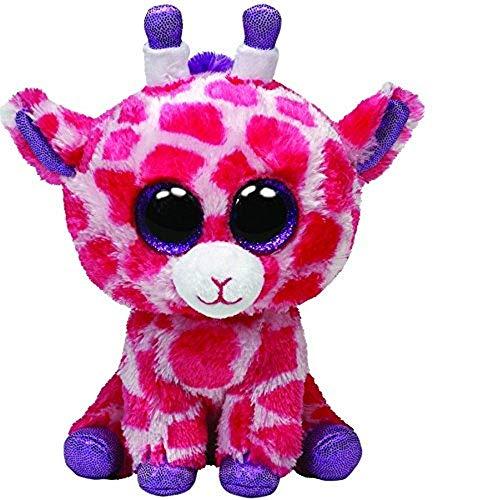 Ty Beanie Boos Twigs Pink Giraffe Regular Plush