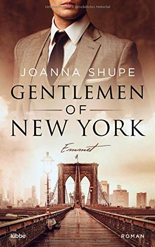 Gentlemen of New York - Emmett: Roman (New York Trilogie, Band 1)