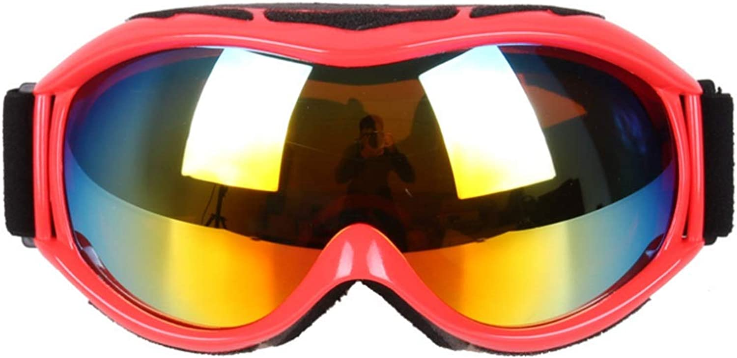 MATCHANT Ski Goggles, Snowboard Goggles UV Predection,Double Lens for Men Women & Youth Snowmobile Skiing Skating