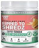 Ripped to Shredz Stimulant and Caffeine Free Pre Workout