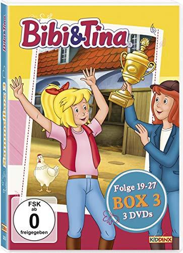 Bibi & Tina- DVD Sammelbox 3